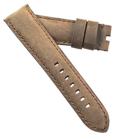 Toscana-Handmade-Nubuck-in-Brown-for-tang-buckles